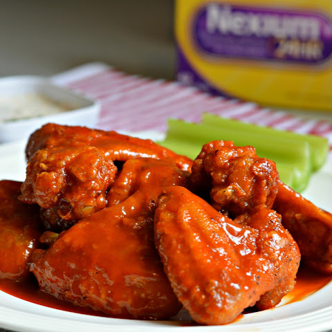 The Best Buffalo Chicken Wings