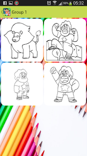 Game Coloring Stev Univer APK for Windows Phone