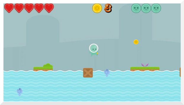 The Bouncing Bubbies apk screenshot