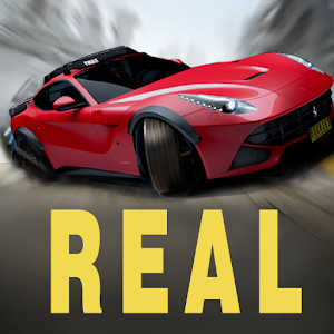 Real Race Speed Cars & Fast Racing 3D Icon