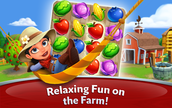 FarmVille: Harvest Swap APK screenshot thumbnail 7