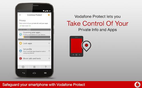 Vodafone Protect APK baixar