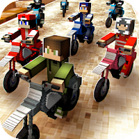 Dirtbike Survival Block Motos For PC (Windows And Mac)