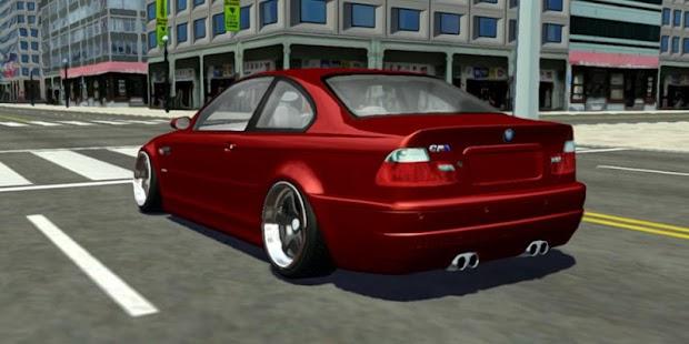 Game E46 drift and racing area simulator 2017 APK for Kindle