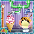 Game Ice Cream Factory – Dessert apk for kindle fire