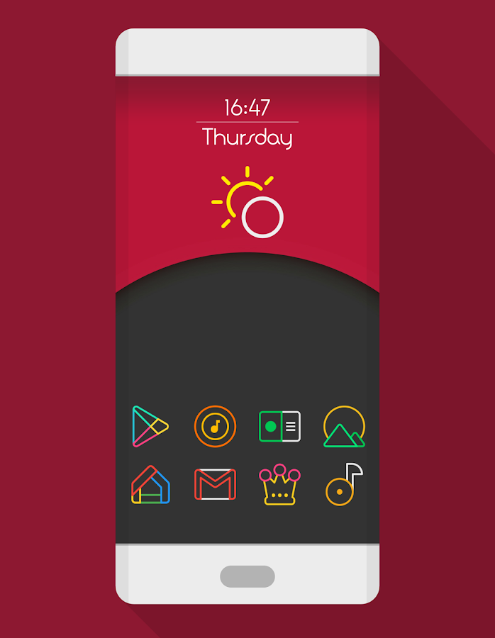 TwoPixel - Icon Pack Screenshot 2