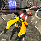 Game Sky Space Racing Force 3D version 2015 APK