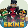Skins Superhero for Minecraft APK Descargar