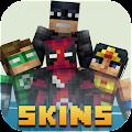App Skins Superhero for Minecraft APK for Kindle