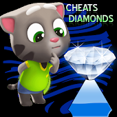 Cheats diamonds for talking tom gold run