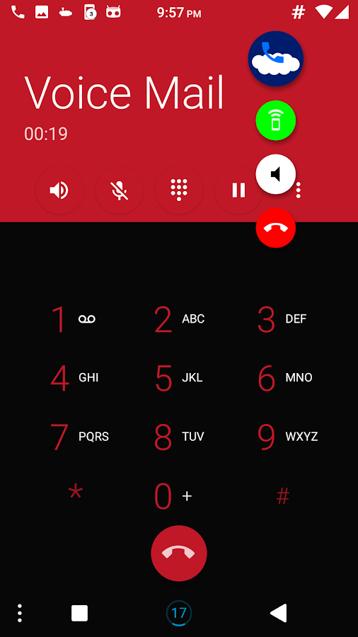 Floating Action Call Screenshot 5
