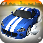 Tiny Drift-One Touch Racing 3D Icon