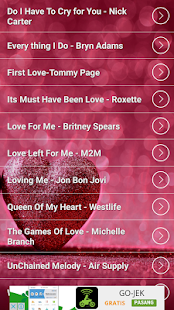 Power Of Love Ringtones 1 - screenshot