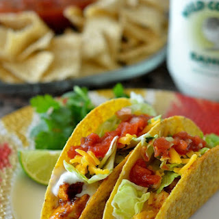 Chicken Ranch Tacos Recipes