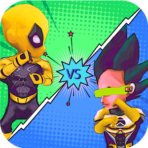 Download Superhero Battle For PC Windows and Mac