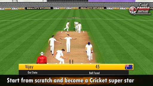Cricket Career 2016 - screenshot