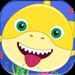 Baby shark : Doo shark in the sea Icon