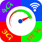 Speed Network 3G,4G,5G,WIFI APK for Bluestacks