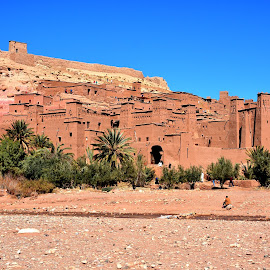 Morocco by Eugenija Seinauskiene - City,  Street & Park  Historic Districts