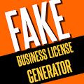 App Fake Business License Maker apk for kindle fire