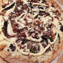 Holy Shiitake Mushroom on gfree crust
