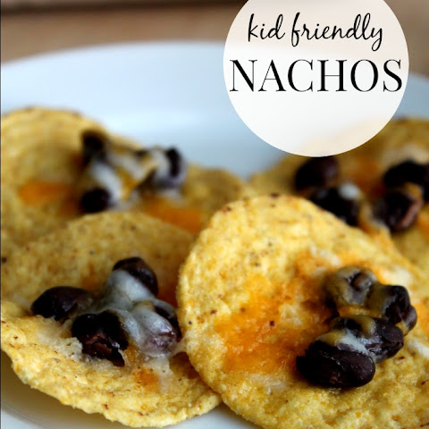 Kid Friendly Nachos