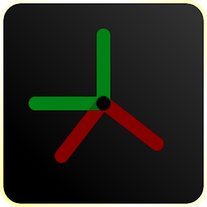 Working time and wages under control! Hours, calendar, notes, holidays. APK Icon