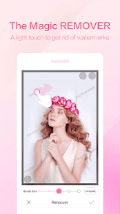 App PhotoWonder: Pro Beauty Photo Editor&Collage Maker APK for Kindle