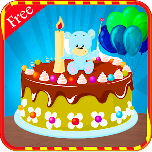 Free Birthday Cake Baker for Android