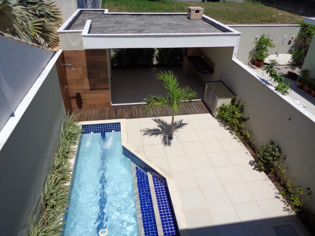 Casa com 3 dormitórios à venda, 200 m² por R$ 1.350.000 - Camboinhas - Niterói/RJ