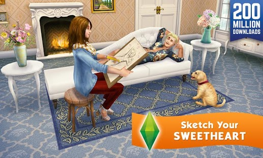 APK Game The Sims™ FreePlay for iOS