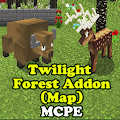 App Twilight Forest Addon (Map) for MCPE APK for Kindle