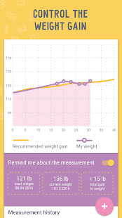 Pregnancy Calendar and Tracker APK for Kindle Fire