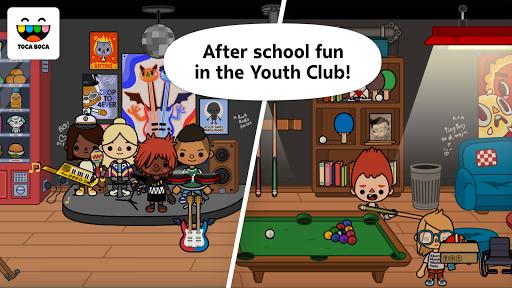 Toca Life: School screenshot 8