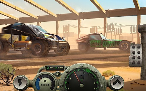 Racing Xtreme: Best Rally Driver 3D Screenshot