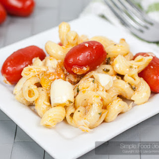 Bow Tie Pasta Salad Mozzarella Cheese Recipes