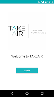 Takeair - screenshot