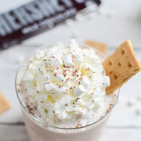S'mores Frozen Hot Chocolate