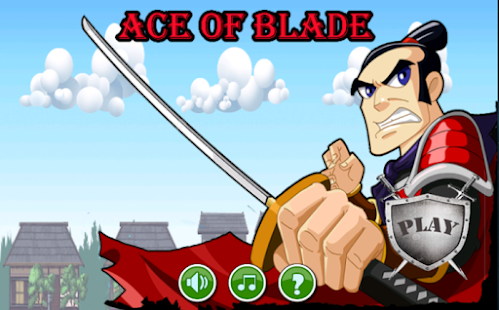 The Ace of Blade - screenshot