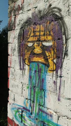 Ruined Murals