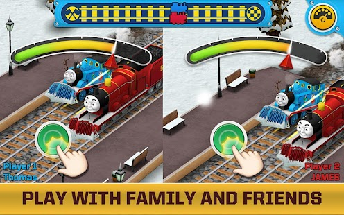 Free Download Thomas & Friends: Race On! APK for Samsung