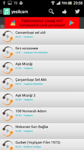 App Şarkı Evreni APK for Windows Phone