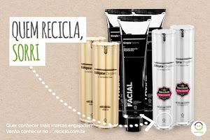 simple organic, cosméticos naturais, selo eureciclo