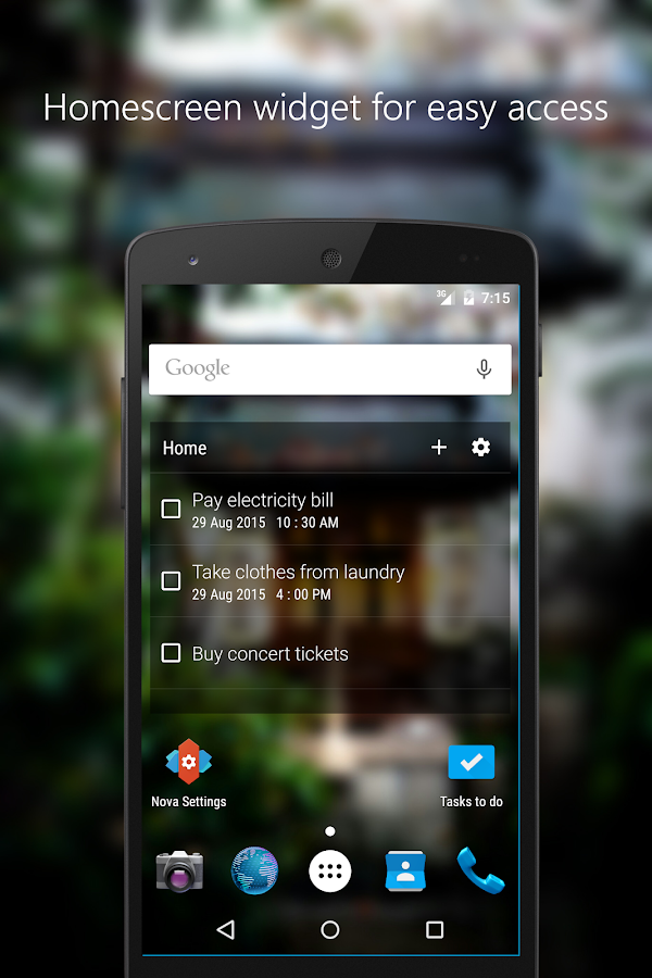 Tasks To Do : To-Do List Screenshot 3