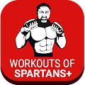 MMA Spartan Workouts Pro APK for Bluestacks