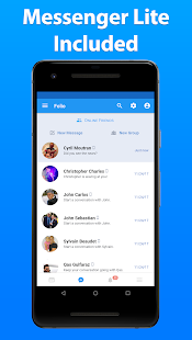 Folio for Facebook & Messenger Screenshot