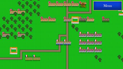Pixel Soldiers: Waterloo - screenshot