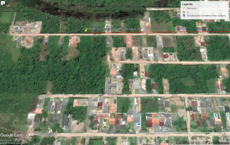 Terreno à venda, 360 m² por R$ 50.000 - Itapema do Sai - Itapoá/SC