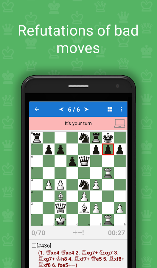 Chess Combinations Vol. 1 Screenshot 1