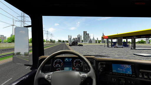Truck Simulator 2015 - screenshot